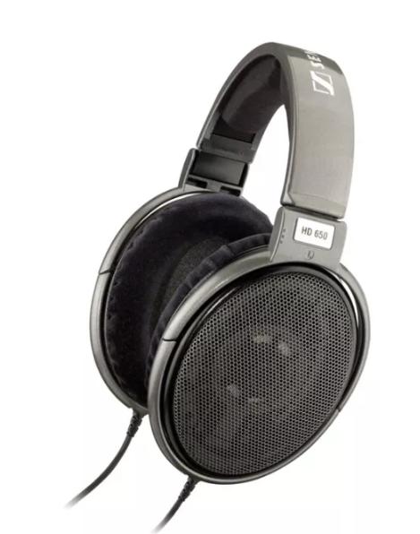 Навушники без мікрофона Sennheiser HD 650