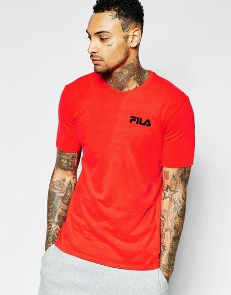 Брендовий футболка Fila