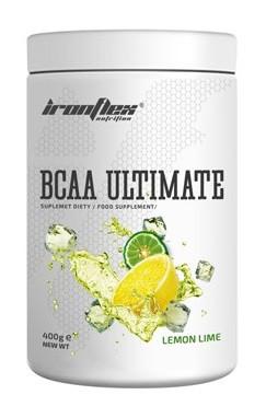 Аминокислоты IronFlex - BCAA Ultimate (400 грамм) lemon-lime/лимон-лайм