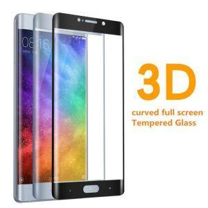Защитное стекло для Xiaomi Mi6, 0.25 mm, 3D, золотистое