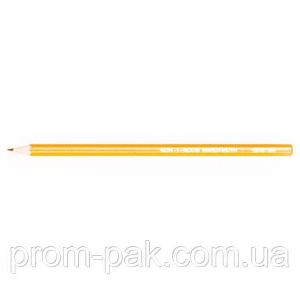 Простой карандаш цвет  K-I-N 3В, фото 2