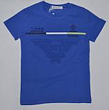 Яскрава футболка на хлопчика опуклий 3D малюнок, ріст 116, Grace 84250, фото 4