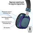 Bluetooth Наушники  Melody-BT Blue, фото 2