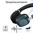 Bluetooth Наушники  Melody-BT Blue, фото 6