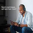 Bluetooth Наушники  Melody-BT Blue, фото 7