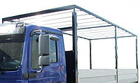 Механизм сдвижной крыши в комплекте. Длина 5,79-6,37 метра.