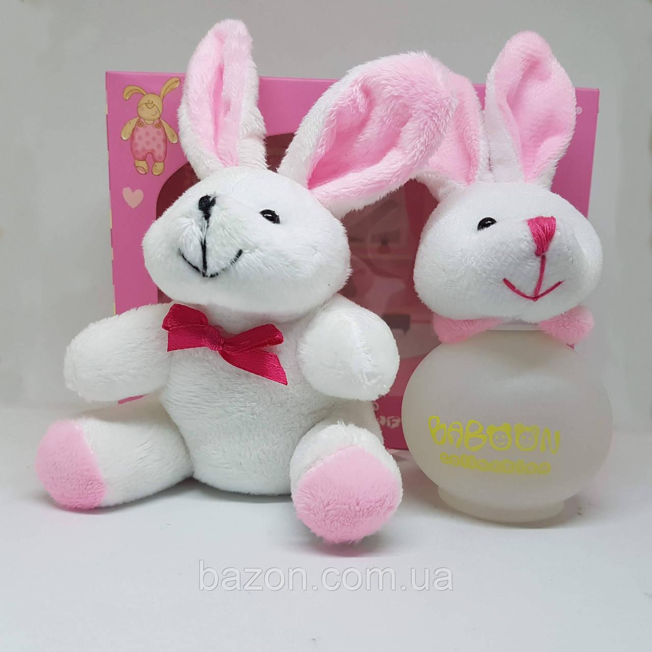 Детский набор парфюм и игрушка Surbby Baboon