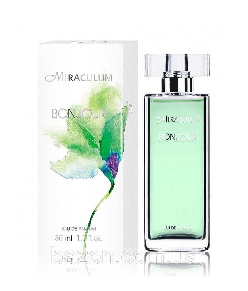 Парфюмированная вода Miraculum Bonjour 50 мл (5900793036895)