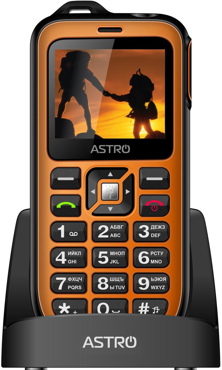 Мобильный телефон Astro B200 RX .