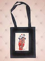 """Стильная летняя женская сумка-торба """"MUST HAVE"""" с принтом (10 цветов), фото 2"""
