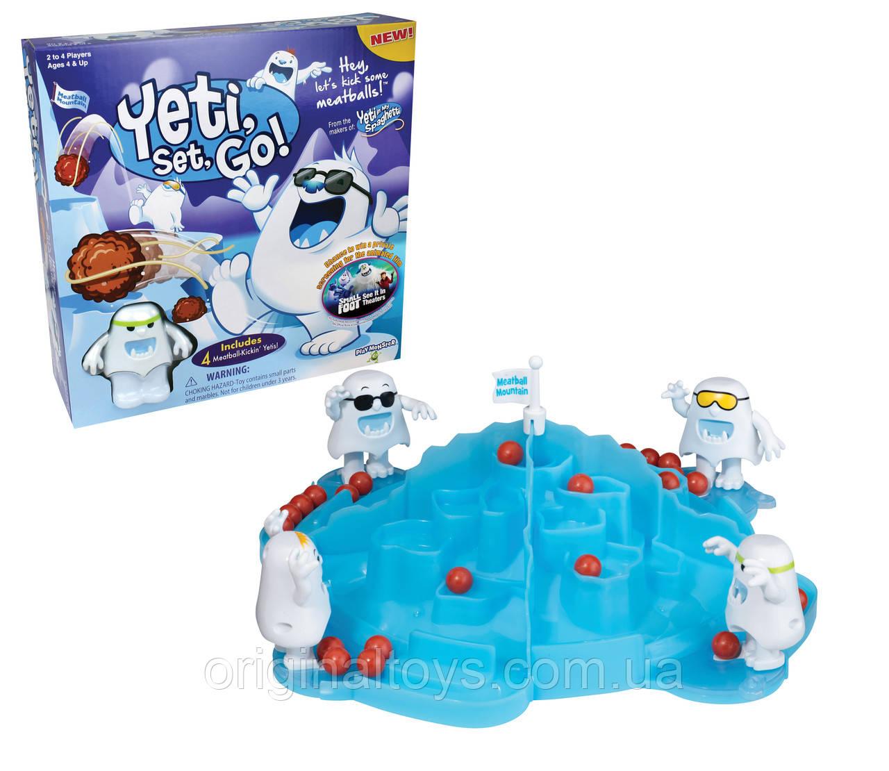 Настольная игра Yeti, Set, Go PlayMonster