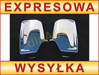 Насадки на наружные зеркала kpl. Mercedes Sprinter VW Crafter 2006-