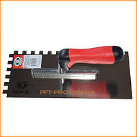 Терка для гипса,280 мм Зуб большой FR ручка Двухком (OLEJNIK)