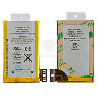 Аккумулятор Apple 616-0435 (iPhone 3Gs). Батарея Apple 616-0435 (iPhone 3Gs) (1200 mAh). Original АКБ (новая)