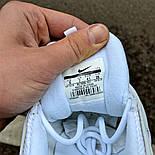 Мужские кроссовки Nike Air Max 97 White белые . Живое фото (Реплика ААА+), фото 5