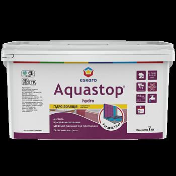 Гидроизоляция для влажных помещений ESKARO Aquastop Hydro, 7кг