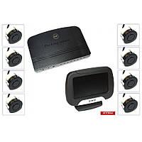 Парктроник GT P Drive 8 black (P DR8 Black)