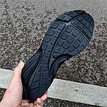 """Мужские кроссовки Nike Air Presto """"Black"""" черные в сетку. Живое фото (Реплика ААА+), фото 3"""