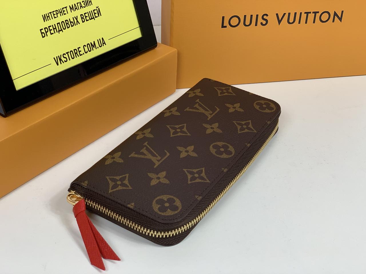Кошелек от Louis Vuitton Clémence