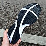 """Мужские кроссовки Nike Air Presto """"Black"""" черные в сетку. Живое фото (Реплика ААА+), фото 4"""