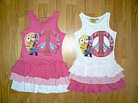 Платье на девочек оптом, Disney , 4-10 рр, фото 1