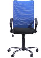 Кресло Аеро НВ черный/неаполь20/синий (АМФ)