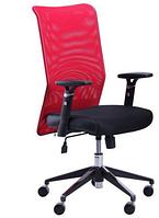 Кресло Аеро НВ черный/неаполь20/бордо (АМФ)