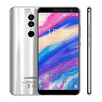 Смартфон Umidigi A1 pro белый (экран 5,5 дюймов; памяти 3/16, акб 3150 мАч)