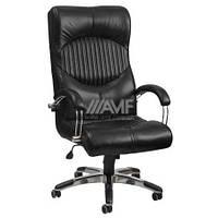 Кресло руководителя Геркулес HB хром (с доставкой) (механизм МВ)