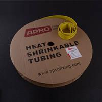 Термоусаживаемая трубка 1мм желтый 200м APRO