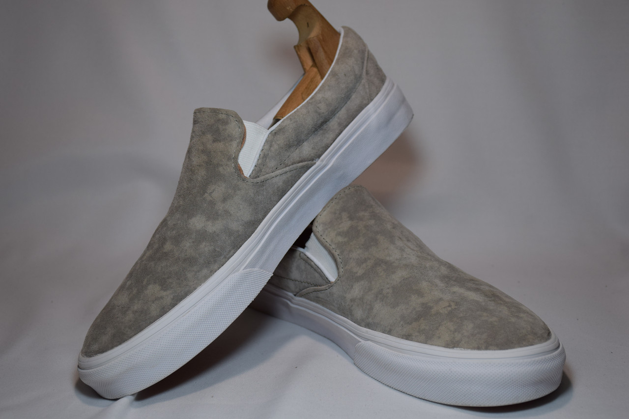 aa129987d3b0 Мокасины слипоны Vans Classic Slip-On Suede кеды кроссовки. Оригинал. 43  р./28 см.: продажа, цена в ...