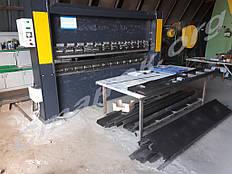 Листозгин 60 тонн 2500 мм гідравлічний з ЧПУ Прес гибочний Кромкогиб 1