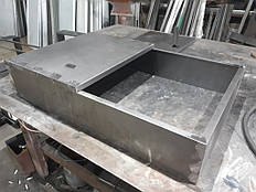 Листозгин 60 тонн 2500 мм гідравлічний з ЧПУ Прес гибочний Кромкогиб 3