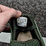 "Мужские кроссовки Adidas EQT Support ADV ""Khaki"" хаки в сетку. Живое фото (Реплика ААА+), фото 5"