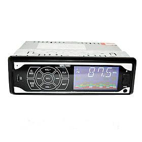 Автомагнитола MP3 3882 ISO 1DIN  сенсорный дисплей ORIGINAL