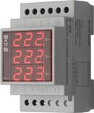 Індикатор напруги цифровий ВЕ-3 3S 380В