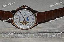 Мужские механические наручные часы GUANQIN, фото 2