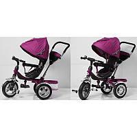 Велосипед TR16011 фиолетовый