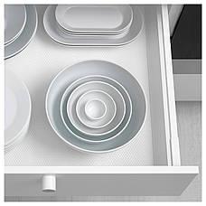 ИКЕА/365+ Миска / подставка для яйца, с округлыми стенками, белый, 2 шт, 5 см, 40282998, ИКЕА, IKEA, IKEA/365+, фото 2