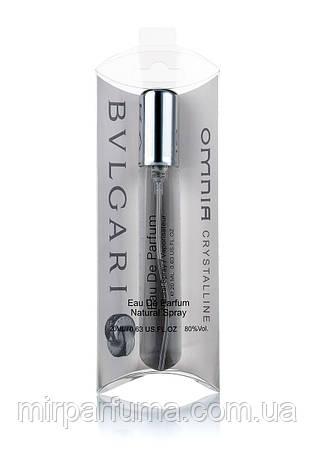 Женский мини парфюм Bvlgari Omnia Crystalline Whit Woman 20ml реплика, фото 2