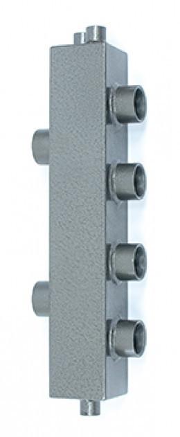 Гидравлический разделитель ГСК - 1 В6 на 50 кВт Hidromix каскадный с изоляцией