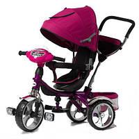 Велосипед TR16016 фиолетовый