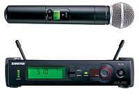 Беспроводной микрофон Shure DM SLX/X4 радиосистема