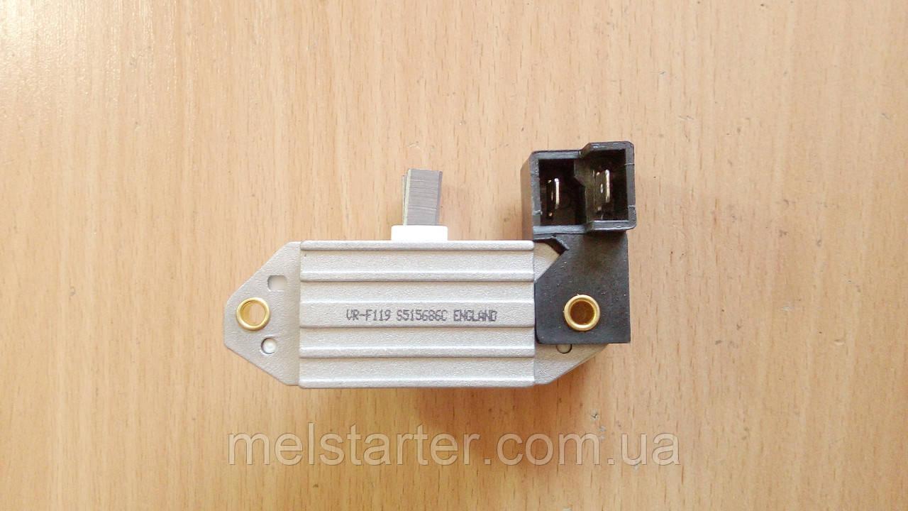 Регулятор напряжения VRF119 (Magneti marelli, FIAT, FERRARI, IVECO, LANCIA, PEUGEOT, SEAT) 14,7В