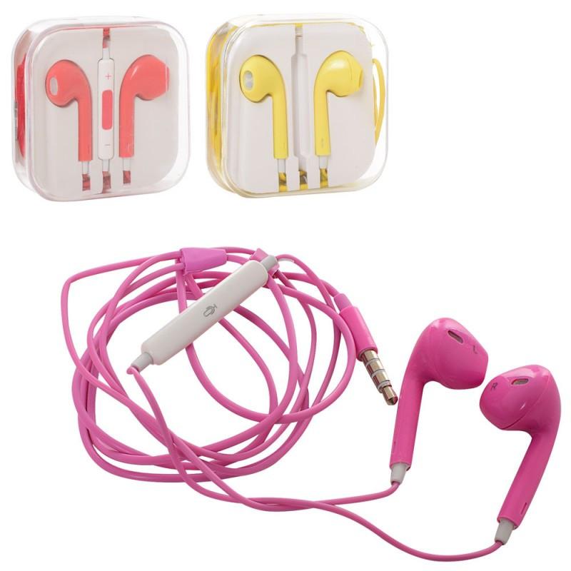 Аксессуары для телефона, наушники, 3 цвета, MK2673