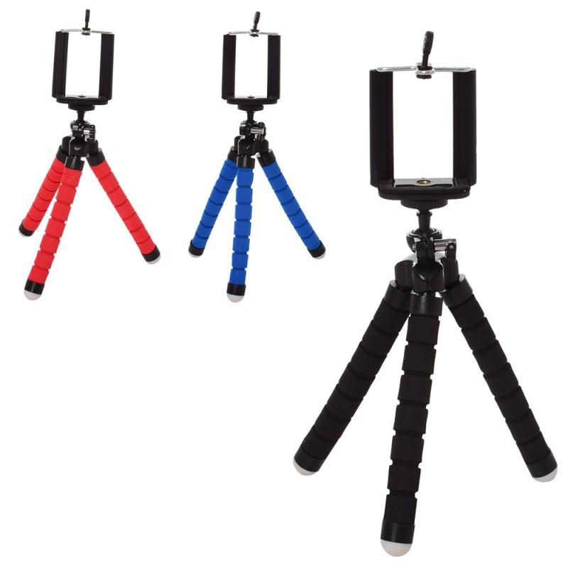 Аксессуары для телефона, 20см, гибкий держатель штатив, 3 цвета, MK2706