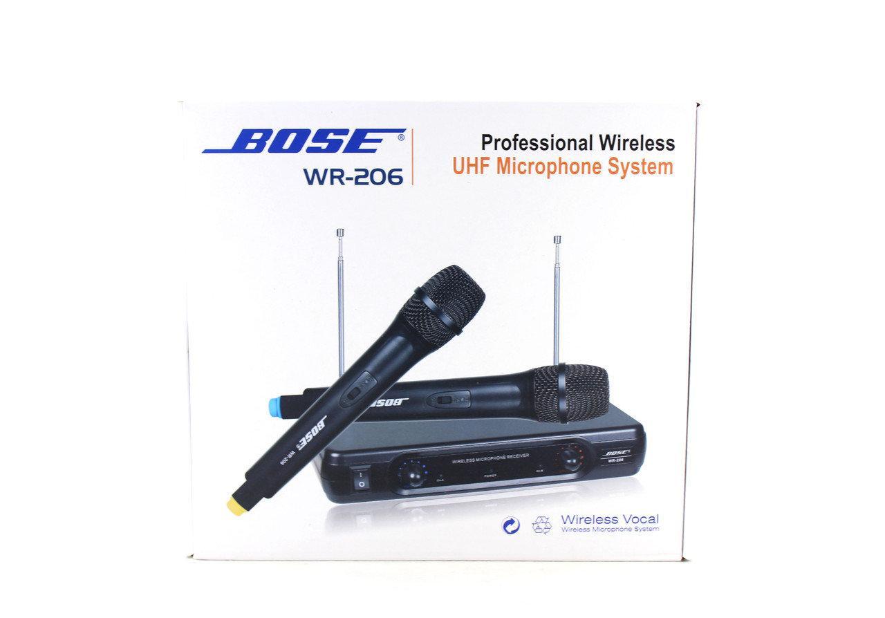 Система радіомікрофонів BOSE DM WR-206