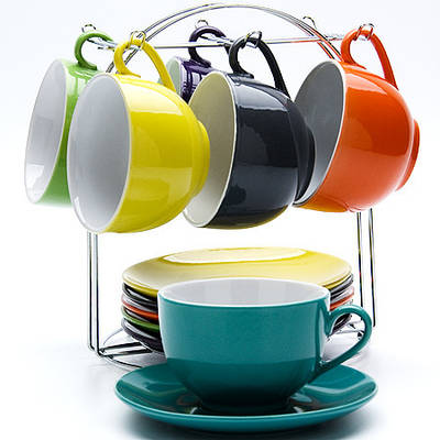 Чашки, кружки и пиалы