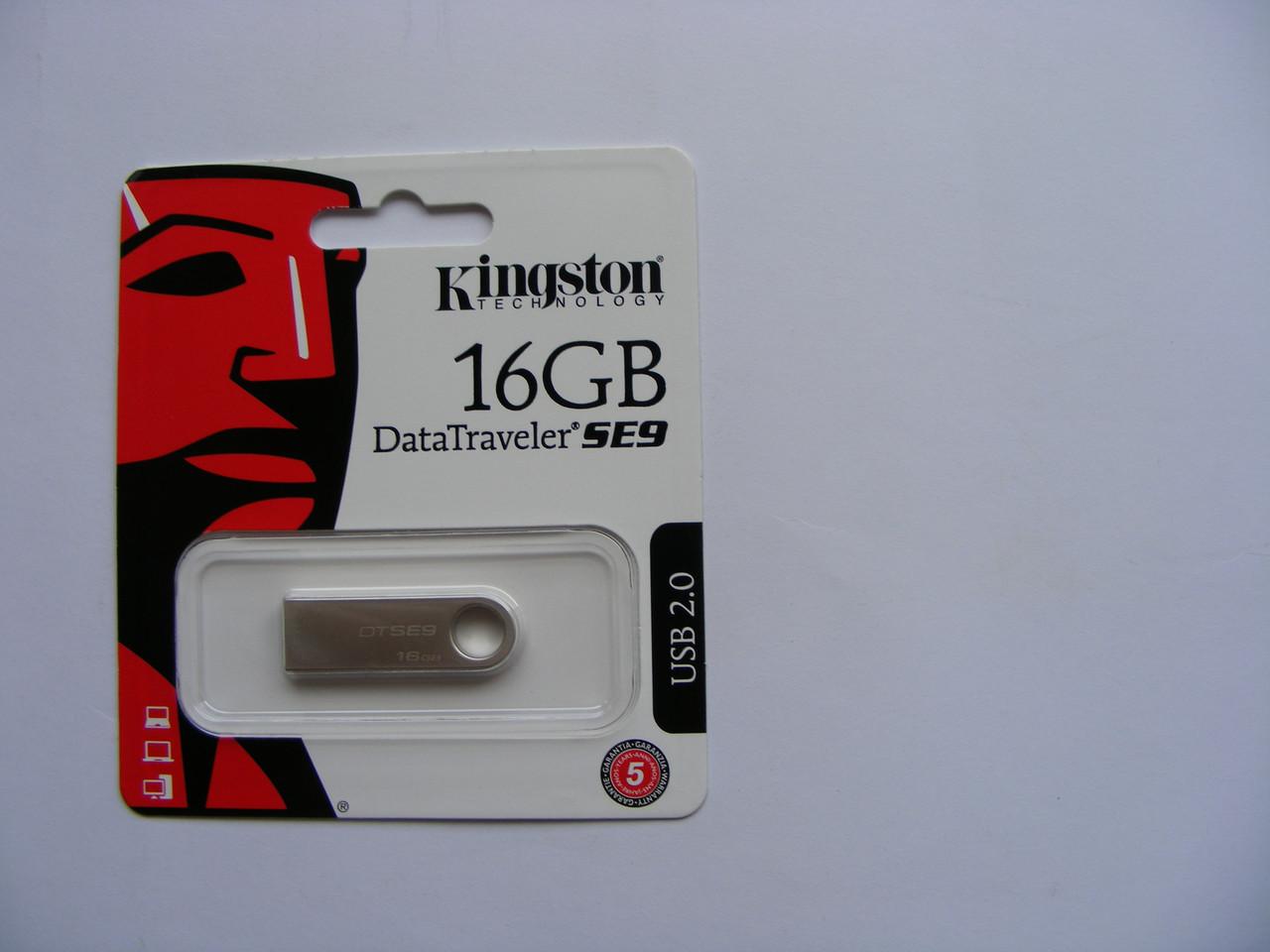 USB Флеш 16Gb Kingston SE9