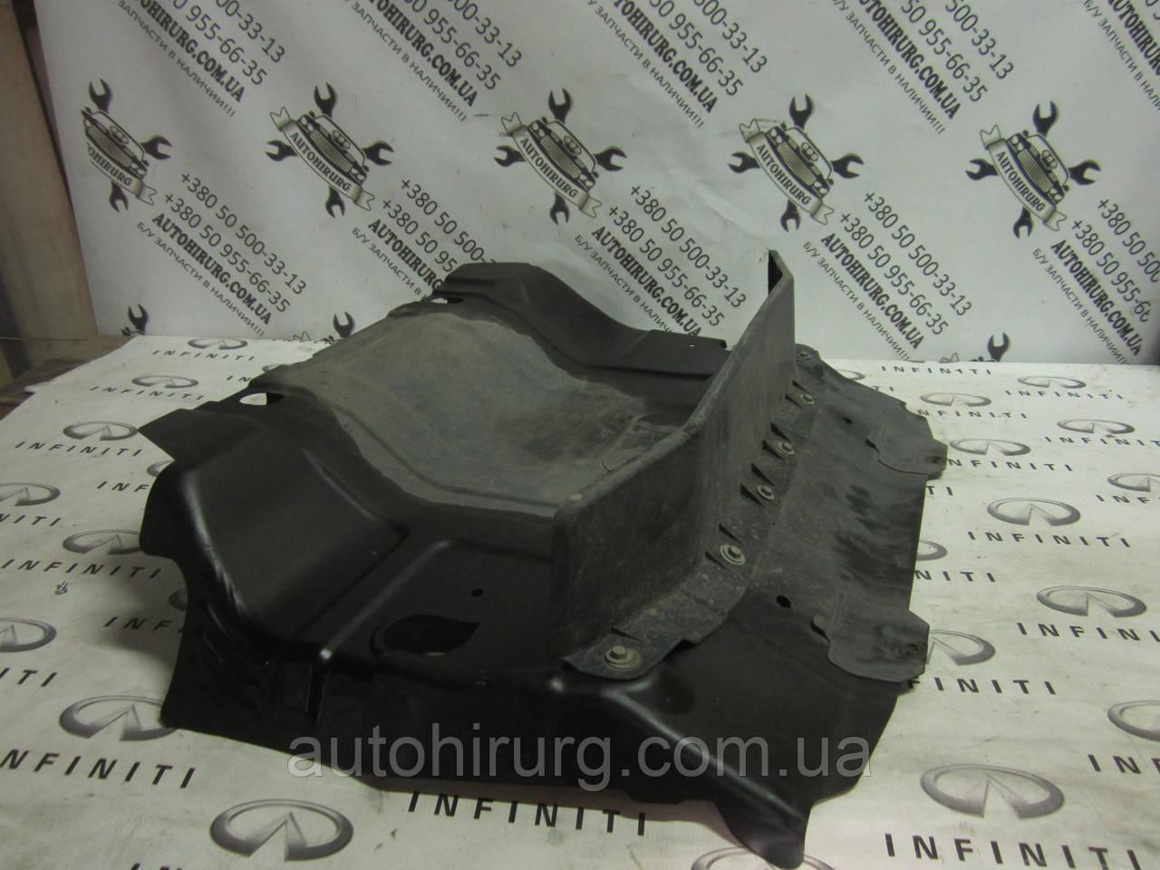 Металлическая защита двигателя Infiniti Qx56 / Qx80 - Z62